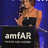 Kate and SJP Party With Katy Perry Inside amfAR's Bash