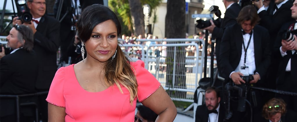 Mindy Kaling Talks About Inside Out at Cannes Film Festival