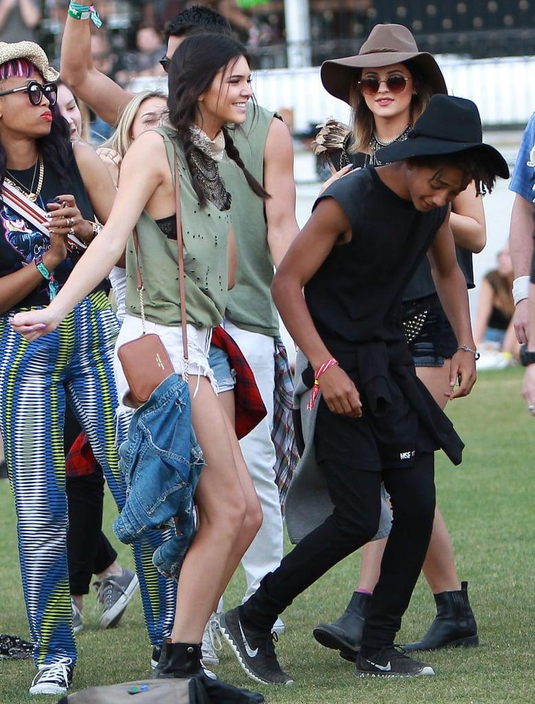 Celebrities Turn Coachella Into a Star-Studded Oasis