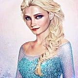 """""""Real Life"""" Elsa"""