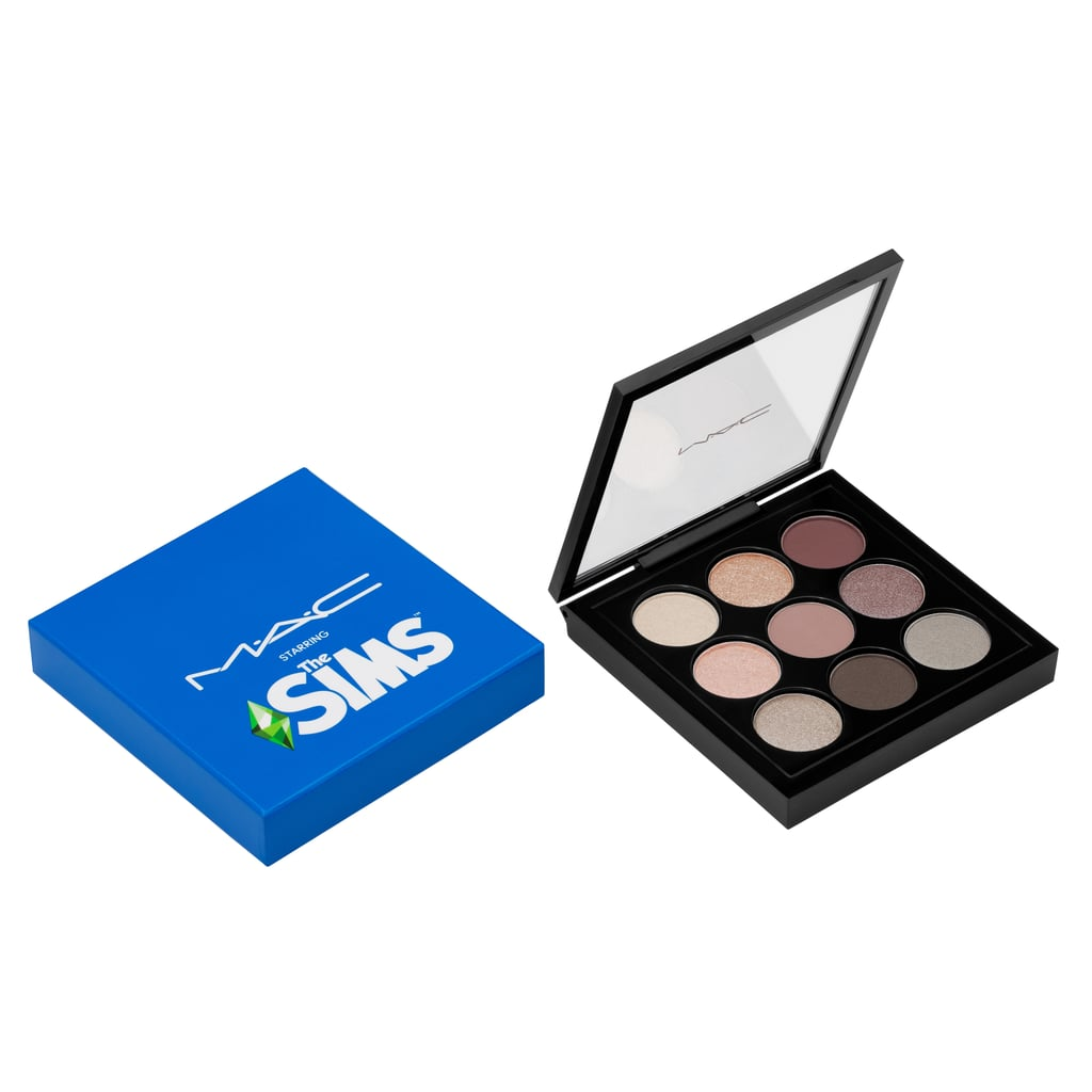 MAC and The Sims 4 Launched an Eyeshadow Palette