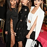 Pictured: Perrie Edwards, Jade Thirlwall, and Leigh-Anne Pinnock