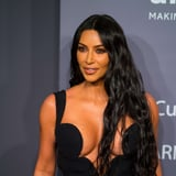 Kim Kardashian Looks Like a Real-Life Mermaid With Her Latest Hair Color