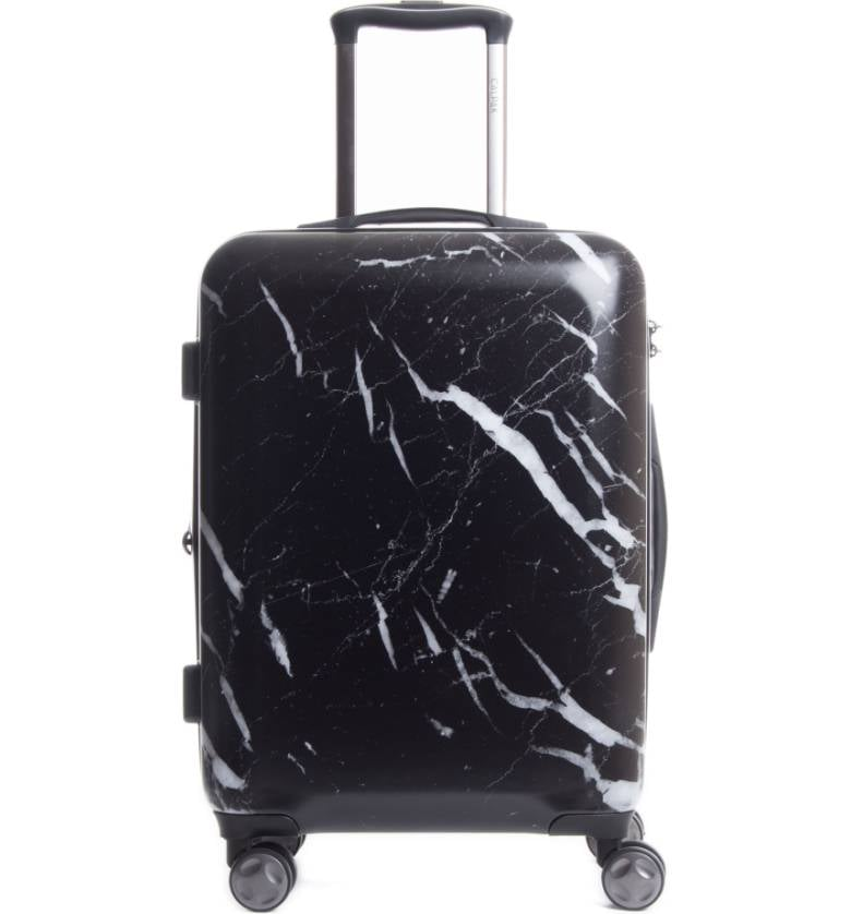 CalPak Astyll 22-Inch Rolling Spinner Carry-On | Best Luggage ...
