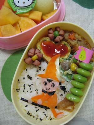 Bento of the Week: Witchy Witch