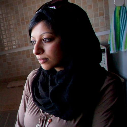 Bahrain's Zainab Al-Khawaja Released From Prison With Son