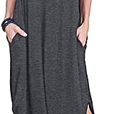 GRECERELLE Casual Loose Dress