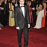 Oscars Red Carpet — Men