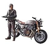 McFarlane Toys —Daryl Dixon with Custom Bike Deluxe Box Set