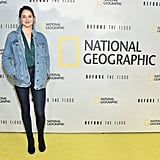 Shailene Woodley at Before the Flood Premiere October 2016