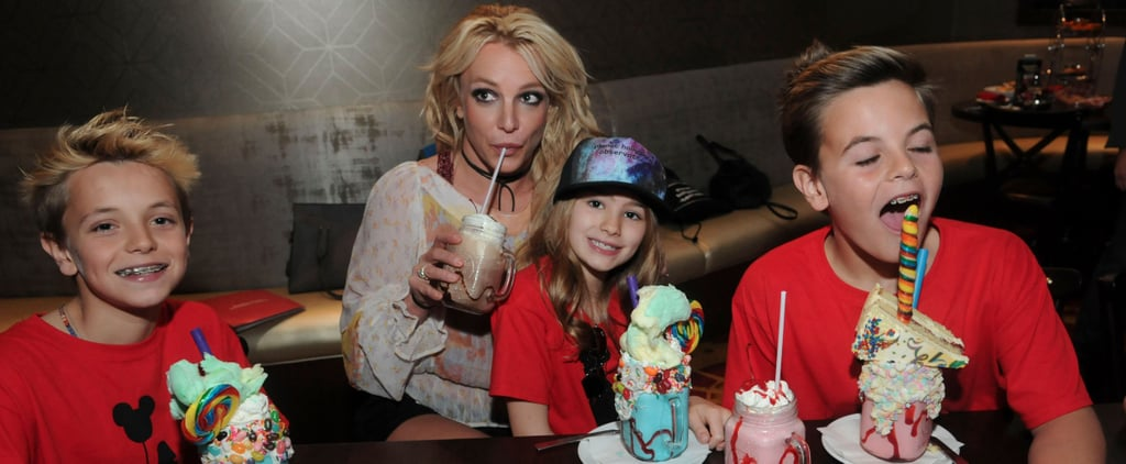 Britney Spears Whisks Niece Maddie Off to Disney World Following ATV Accident