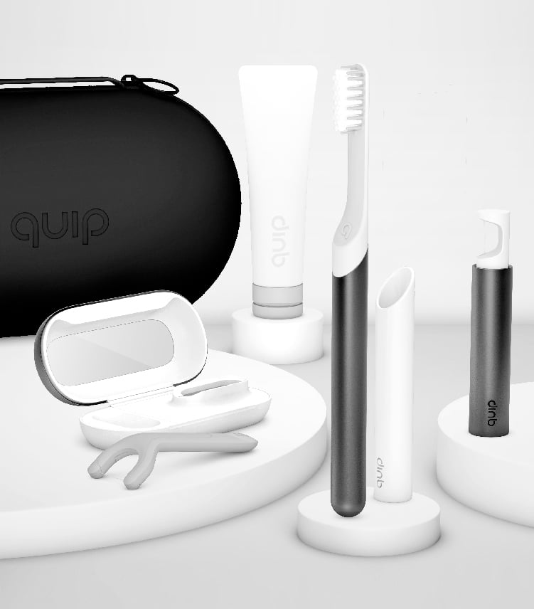 Quip Mouthful Holiday Bundle