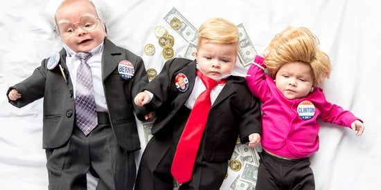 These Adorable Triplets Are The Masters Of Dress-Up