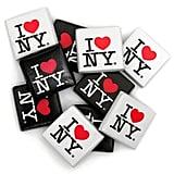 I Love NY Chocolate Squares