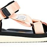 Velcro-Strap Shoes