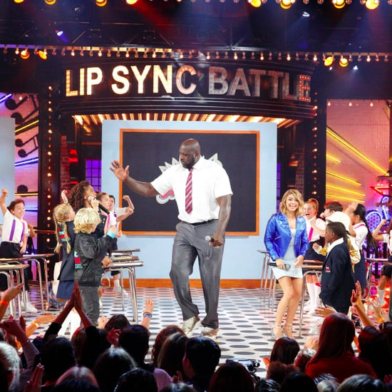 Shaq and Sarah Hyland Lip Sync Battle Video