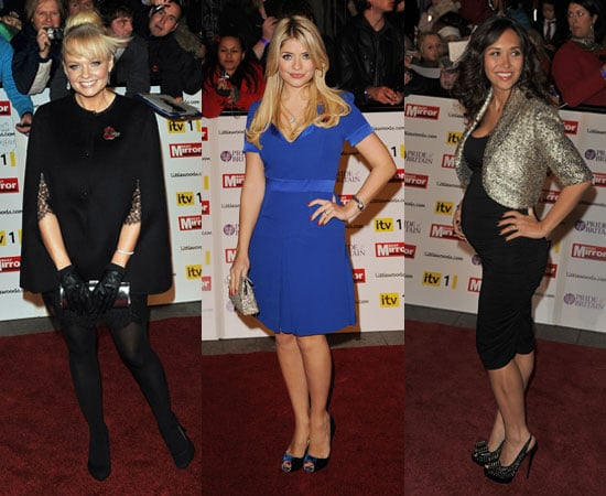 Pictures of Pride of Britain Awards Including Cheryl Cole, Dannii Minogue, X Factor Stars, Emma Bunton, Myleene Klass