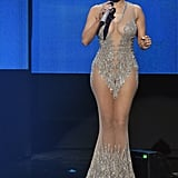 Jennifer Lopez at the 2015 American Music Awards Pictures