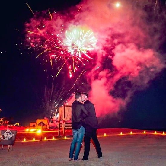 Colton Haynes Engaged to Jeff Leatham