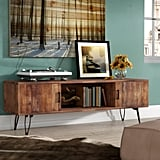 Adger Solid Wood TV Stand