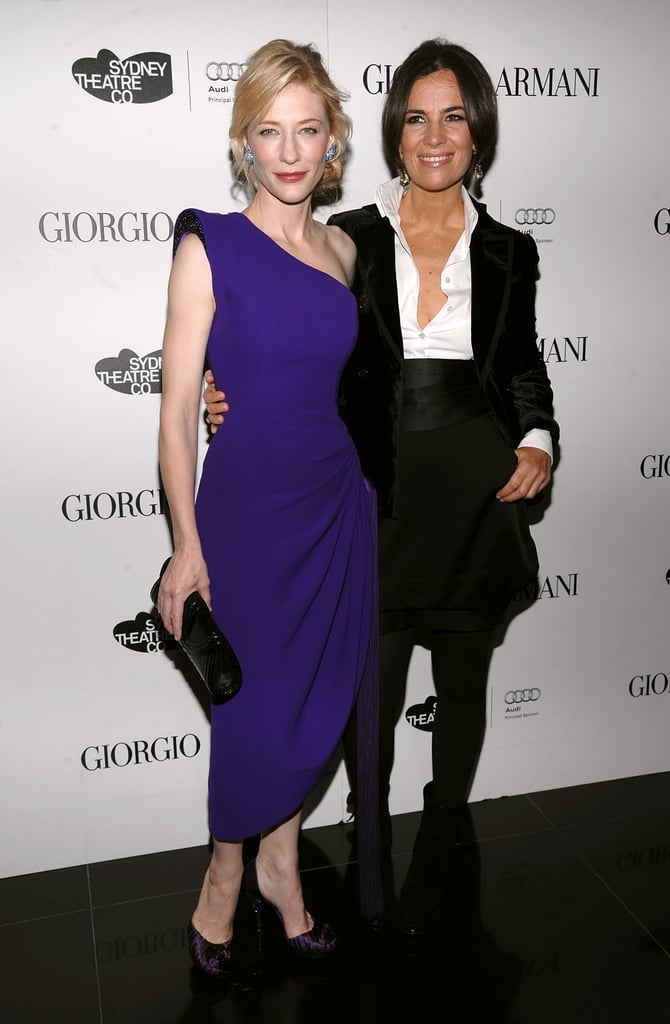 Cate Blanchett, Roberta Armani