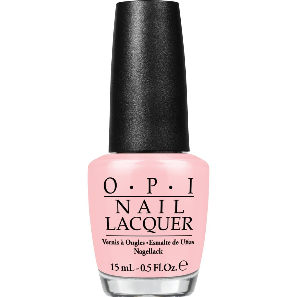 OPI Nail Lacquer in Hopelessly in Love | Millennial Pink Nail Polish ...