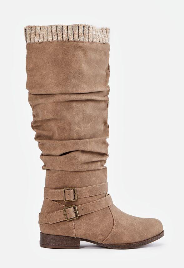 Pilar Flat Boot
