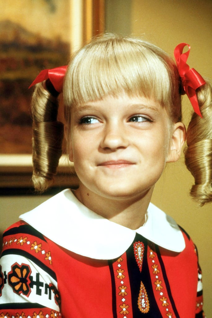 """Cindy Brady, the new Shirley Temple."" — Cindy"
