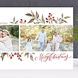 Olive + Berries Card from Minted ($1-$3 per card)