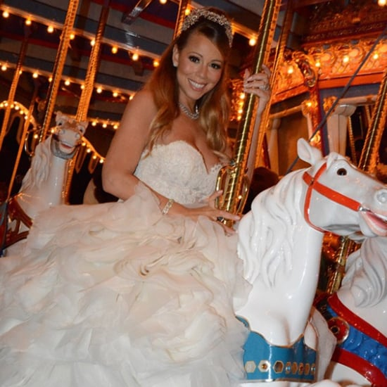 Celebrities Who Got Engaged or Married at Disneyland