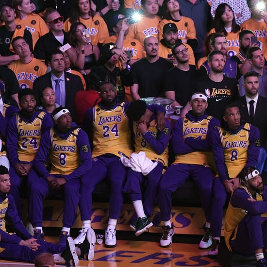 Kobe Bryant Honoured at First Lakers Game Since Death
