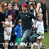 David and Victoria Beckham Might Be the Cutest Parents Ever