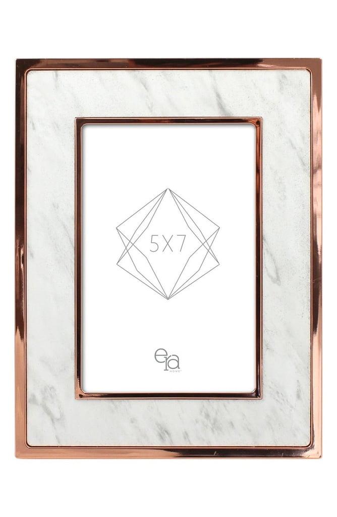 Era Home Marbled Frame ($25)