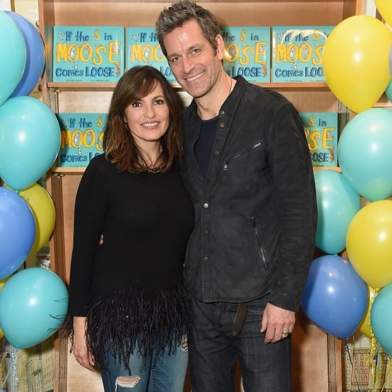 Mariska Hargitay Quotes About Peter Hermann's Love Scenes