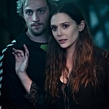 Quicksilver and Scarlet Witch From the Avengers