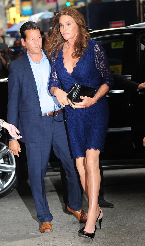 Caitlyn Jenner Steals the Broadway Spotlight on Her Glamorous Night Out