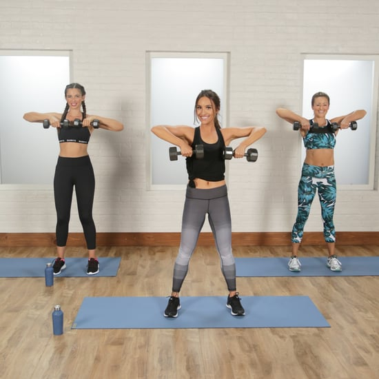 30-Minute Bootcamp Weights Workout