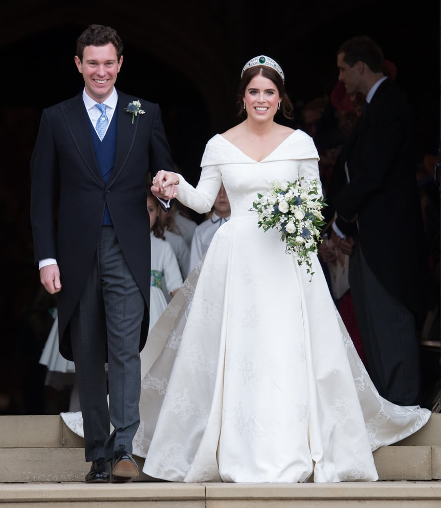 The Bride And Groom On Their Special Day Princess