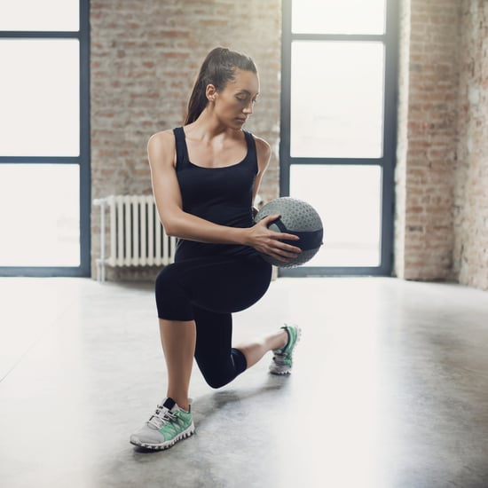 Lunges That Also Work Your Abs