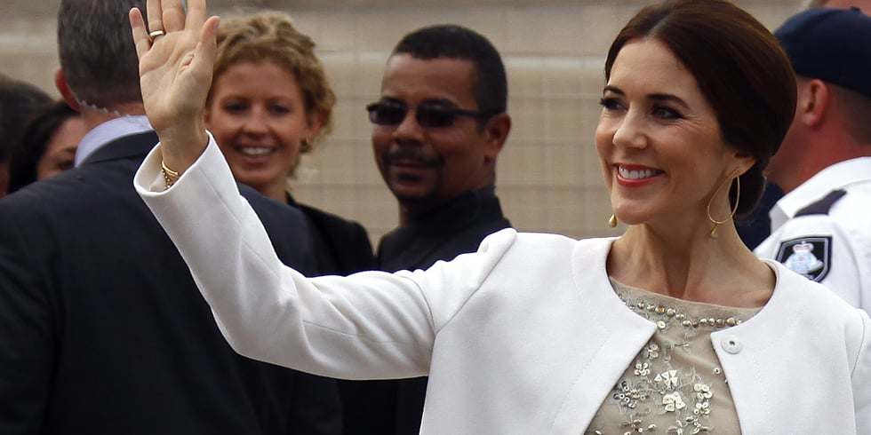 Pictures of Princess Mary And Prince Frederik In Sydney