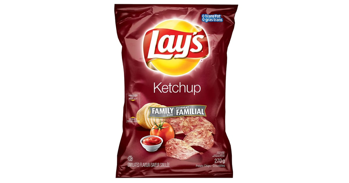 Ketchup Chips | Canada-Themed Gift Guide | POPSUGAR Smart ...