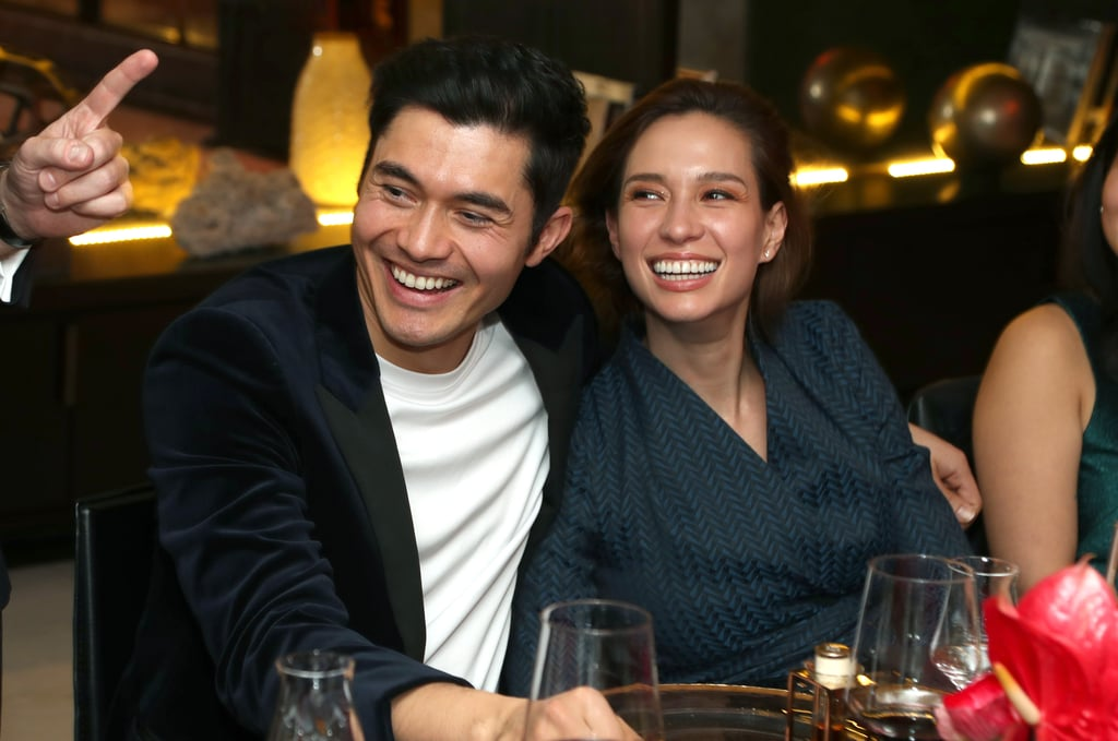Henry Golding and Liv Lo's Cutest Pictures