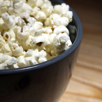 Popcorn Contains High Levels of Antioxidants