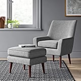 Project 62 Durell Chair and Ottoman