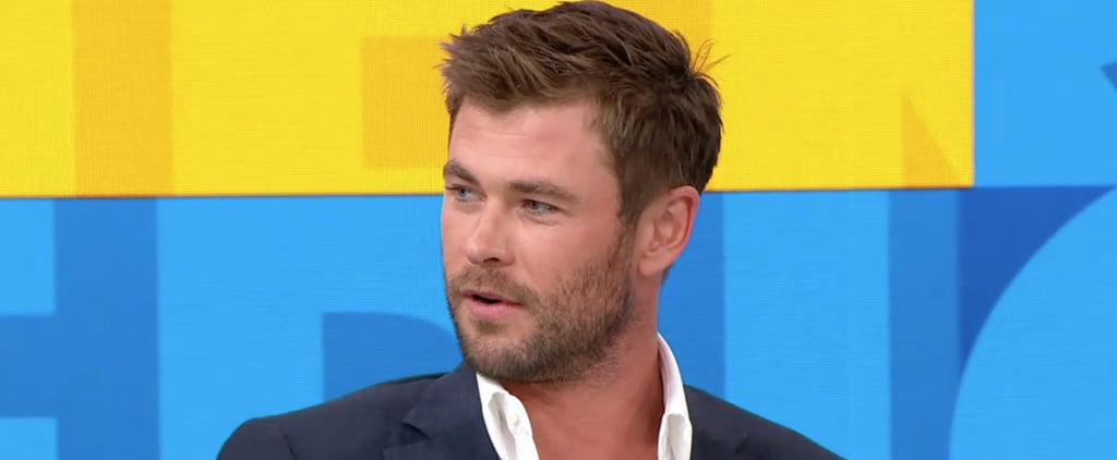 """Chris Hemsworth's Kids All Want to Be Wonder Woman For Halloween, Say She's """"Stronger"""" Than Thor"""