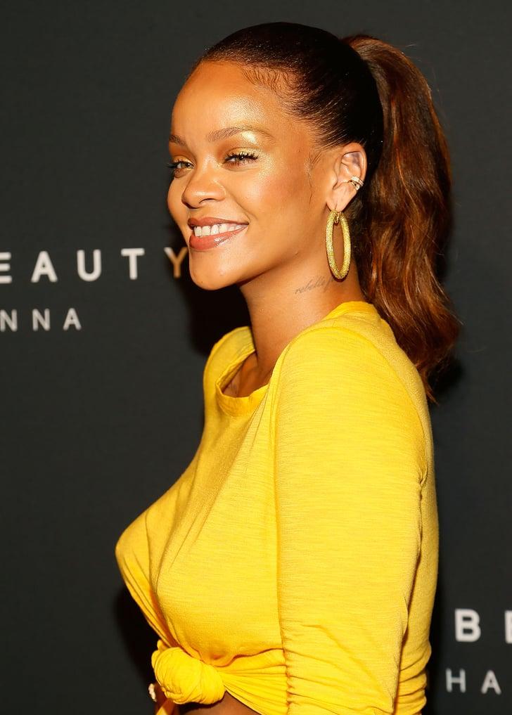 Rihanna Braless Pictures September 2017  Popsugar Celebrity Australia Photo 4-8503
