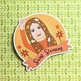 Saint Steinem Sticker