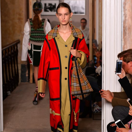 Burberry Fall 2017 Collection