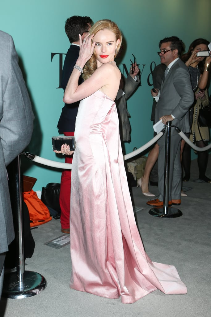 Kate Bosworth pulled off this stunning look at the Tiffany & Co. Blue Book Celebration, New York City in April 2014.