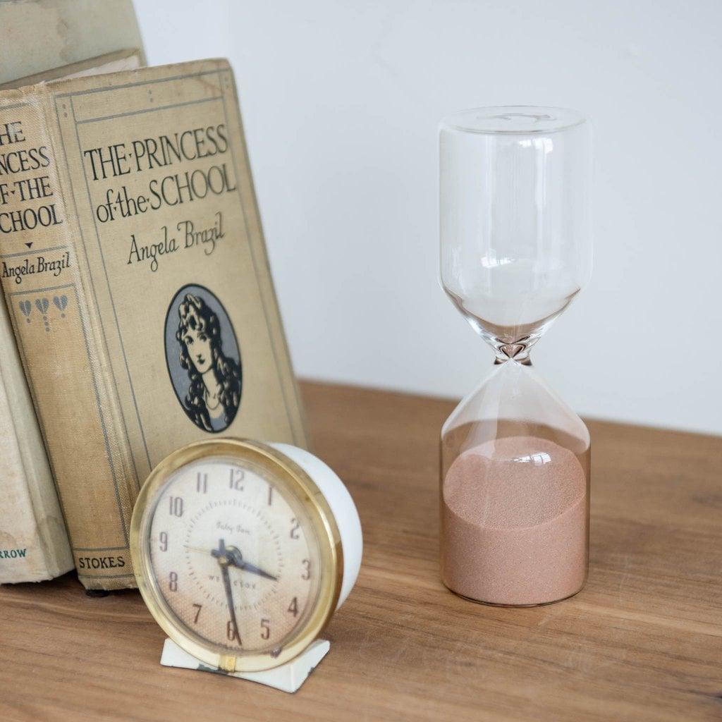 Blush Hourglass